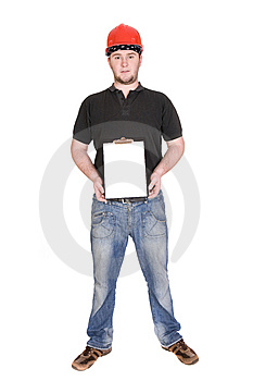 Worker Stock Photo - Image: 8603180