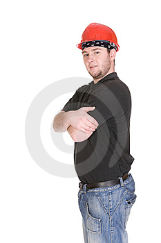 Worker Stock Images - Image: 8603184