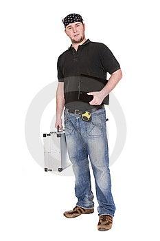 Worker Stock Photo - Image: 8603190
