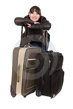 Traveling Woman Stock Photos - Image: 8603293