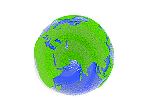 Earth. Stock Photography - Image: 8603712