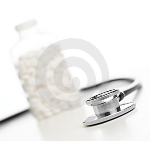 Fournitures Médicales Photo stock - Image: 8604310