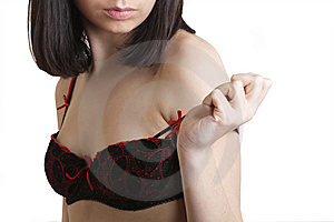Girl Torso Stock Images - Image: 8604604