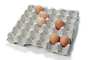 Eggs Royalty Free Stock Photos - Image: 8604718