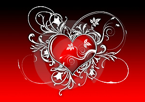 Heart Royalty Free Stock Photos - Image: 8604748