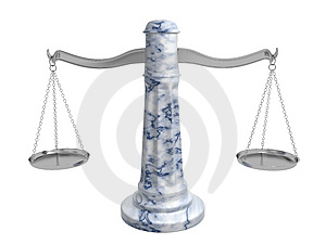 Marble Scales Royalty Free Stock Image - Image: 8604776
