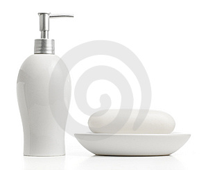 Spa Display Stock Images - Image: 8604804