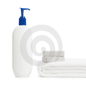 Spa Display Royalty Free Stock Photos - Image: 8604828
