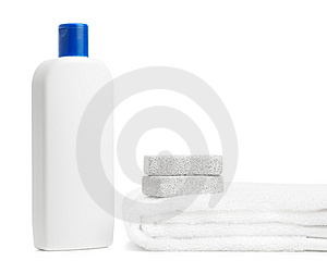 Spa Display Stock Photography - Image: 8604832