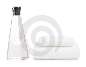 Spa Display Stock Images - Image: 8604864