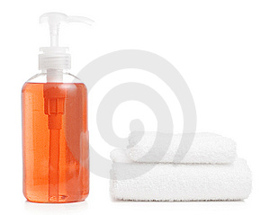 Spa Display Royalty Free Stock Image - Image: 8604866