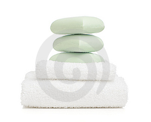 Spa Display Royalty Free Stock Photo - Image: 8604875