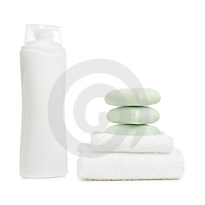 Spa Display Royalty Free Stock Photography - Image: 8604887