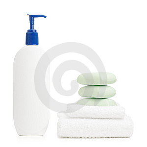 Spa Display Stock Photos - Image: 8604893
