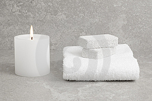 Spa Display Stock Photos - Image: 8605053