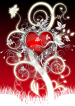 Heart Royalty Free Stock Photos - Image: 8605378