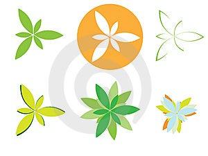 Empty Logo Stock Image - Image: 8605381