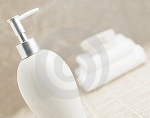 Spa Display Royalty Free Stock Photos - Image: 8605628