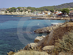 Village Of Santelmo, Mallorca, Spain Stock Photo - Image: 8605760
