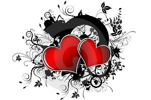 Hearts Royalty Free Stock Photography - Image: 8605777