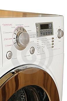 Washing Machine Royalty Free Stock Photography - Image: 8606007