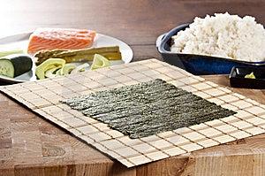 Sushi Stock Photography - Image: 8606632