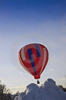 Globos Del Aire Caliente Imagenes de archivo - Imagen: 8606674