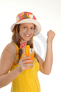 Summer Feeling Stock Image - Image: 8606701