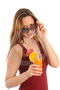 Summer Feeling Royalty Free Stock Photos - Image: 8606708