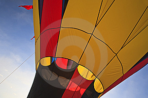 Hot Air Balloon Royalty Free Stock Images - Image: 8606779