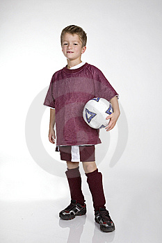 Soccer Boy Stock Photo - Image: 8607130