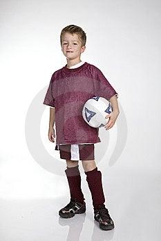Soccer Boy Stock Photo - Image: 8607130