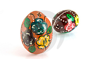 Easter Egg Stock Image - Image: 8607241