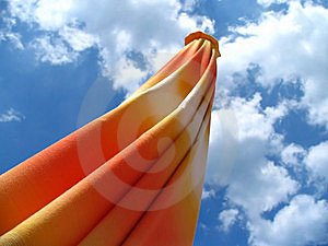 Detail Of Parasol Royalty Free Stock Images - Image: 8607289