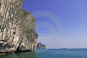 Thai Island, Trang Province, Thailand. Royalty Free Stock Photography - Image: 8607457