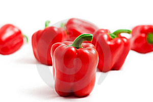 Sweet Red Paprica Stock Photo - Image: 8607650