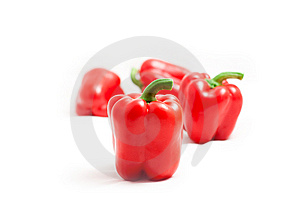 Sweet Red Paprica Stock Photos - Image: 8607653