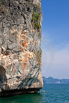 Thai Island, Trang Province, Thailand. Royalty Free Stock Image - Image: 8607766