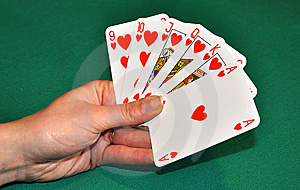 Poker Royalty Free Stock Photography - Image: 8607907