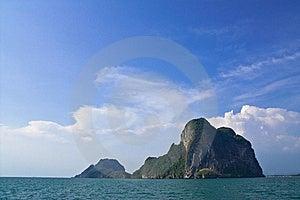 Thai Island, Trang Province, Thailand. Royalty Free Stock Image - Image: 8608206