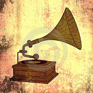 Retro Music Stock Photography - Image: 8608312