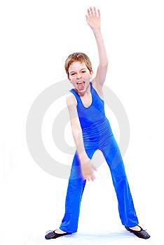 Ballet Dancer Royalty Free Stock Image - Image: 8608526