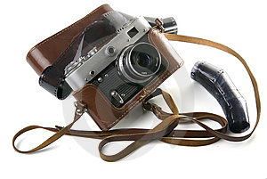 Old Camera Stock Photos - Image: 8608873