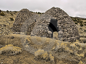 Old Beehive Ovens Royalty Free Stock Photos - Image: 8610128