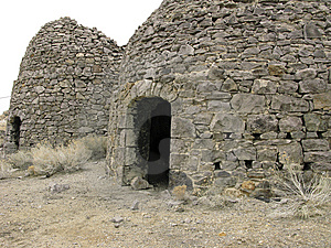 Beehive Kilns Stock Image - Image: 8610161