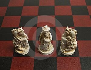 Chess Royalty Free Stock Photos - Image: 8610818