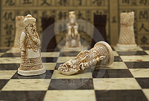 Chess Royalty Free Stock Photography - Image: 8610847