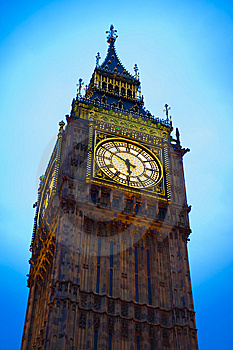 The Big Ben Stock Photo - Image: 8611220