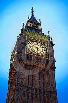 The Big Ben Stock Photo - Image: 8611220