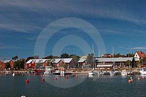 Hanko Quay Stock Photos - Image: 8611313
